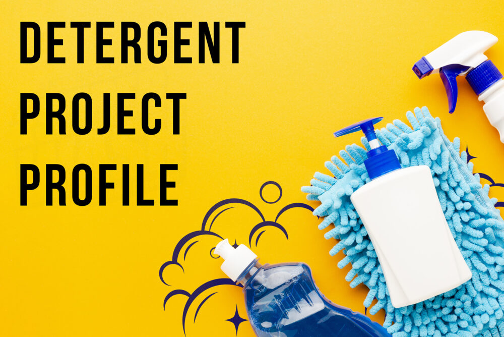 Detergent project profile